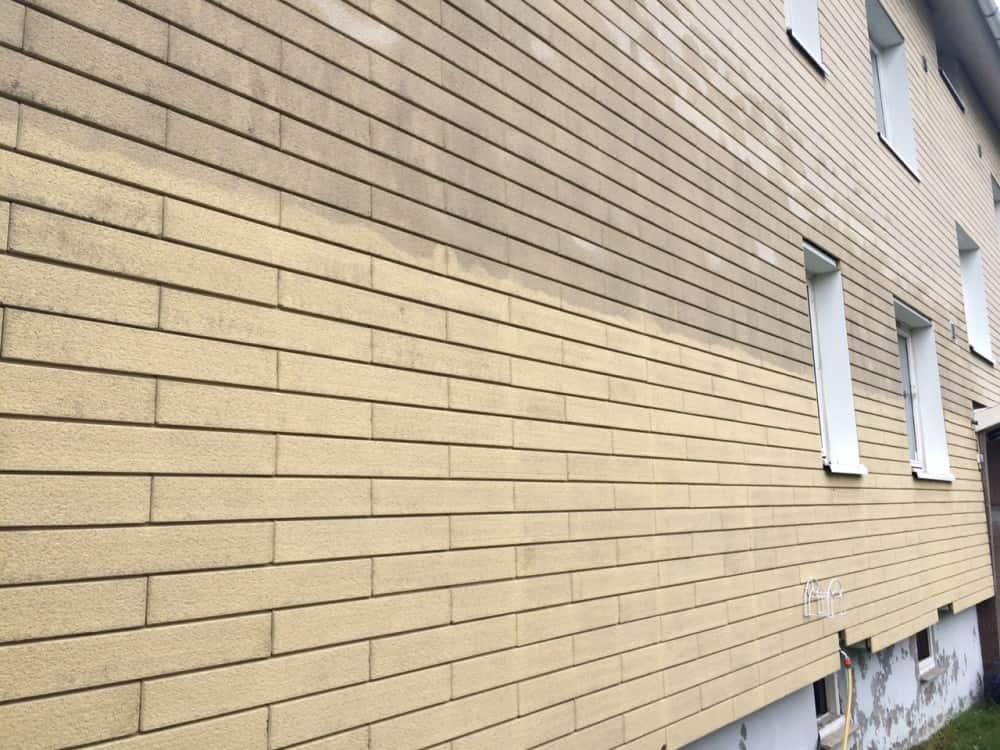Fasade murstein